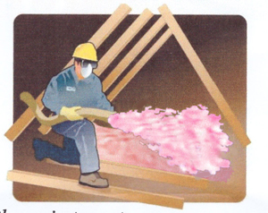 Attic & roof Commercial Insulation